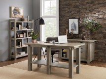 Hooker Furniture Urban Farmhouse Gray Credenza File