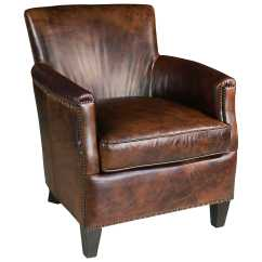 Hooker Leather Chair Adult Size Bean Bag Chairs Furniture Parthenon Temple 85 Club Hoocc301085