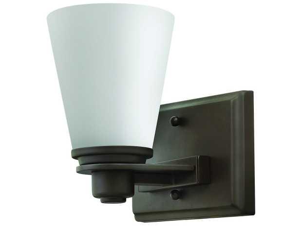 Hinkley Lighting Avon Buckeye Bronze LED Vanity Light | 5550KZ-LED