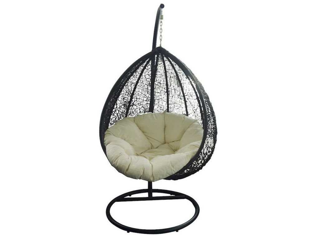 patio hanging egg chair headrest covers suppliers jaavan wicker swing with stand | ja-123