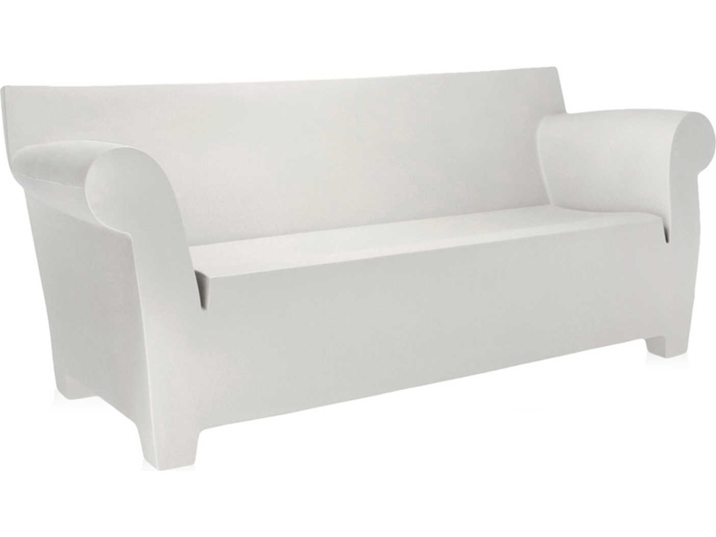 kartell bubble club sofa gebraucht napa lounger with storage zinc white kar605060