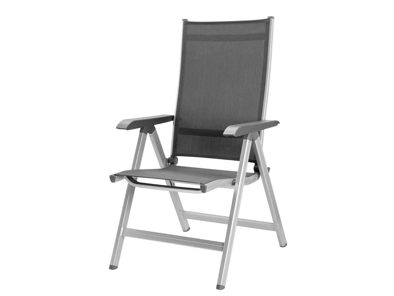 folding aluminum lawn chairs comfortable work chair kettler basic plus multi position arm kr3012010000