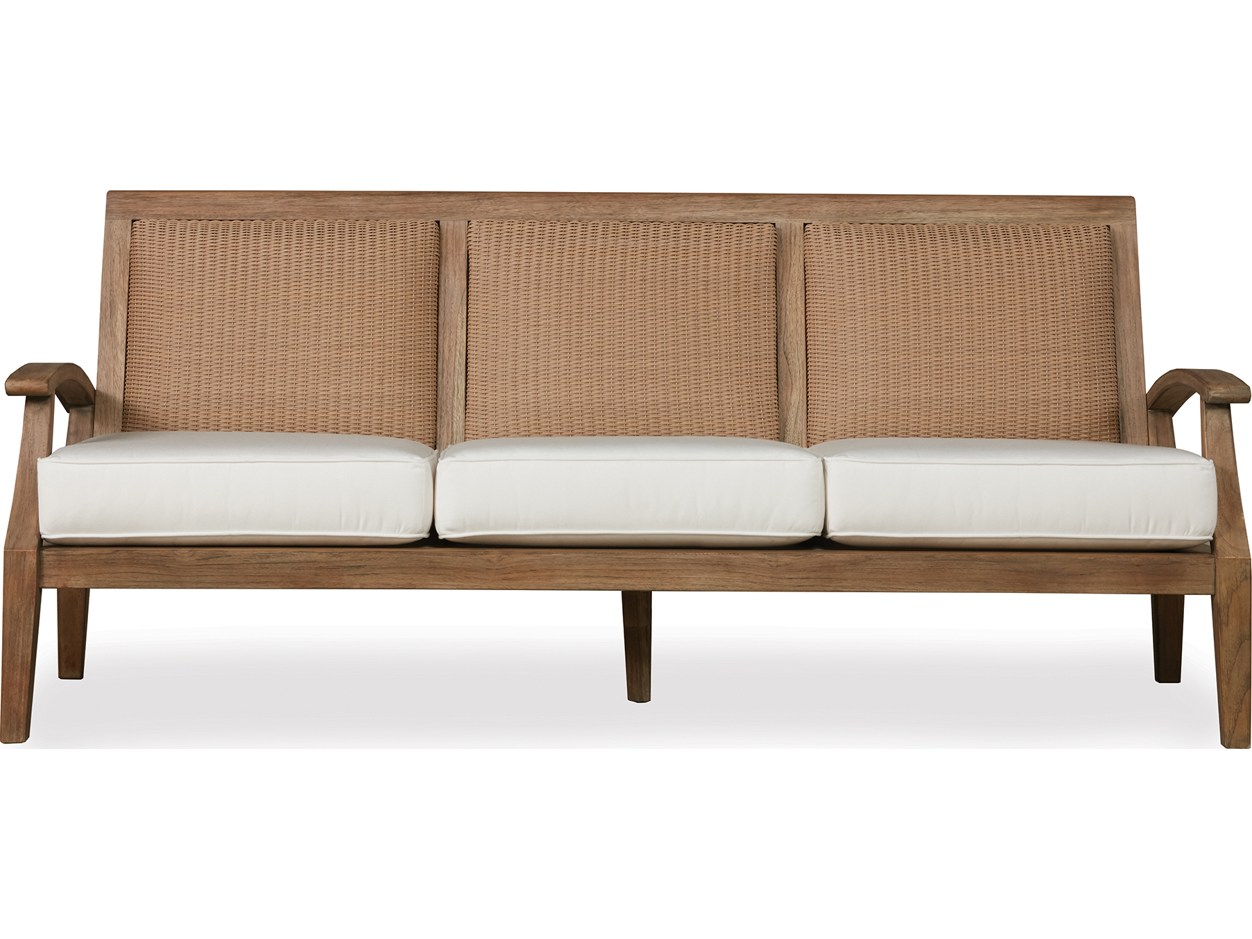 lloyd s of chatham sofa bed sectional couch flanders wildwood teak 135055
