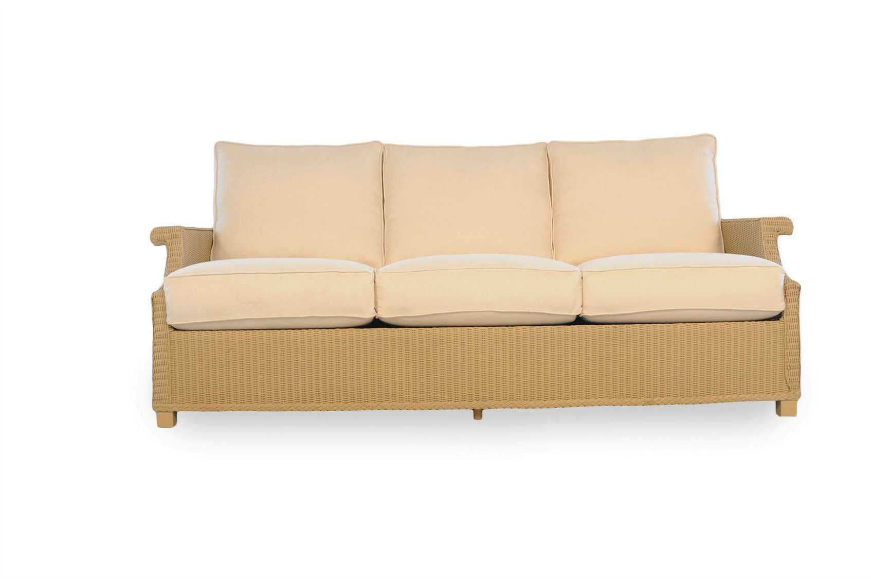 replacement cushions for sofa backs long sectional with chaise lloyd flanders hamptons back cushion