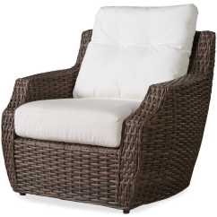 Wicker Chair Cushion Replacements Steel Wiki Lloyd Flanders Largo Replacement Lounge Back