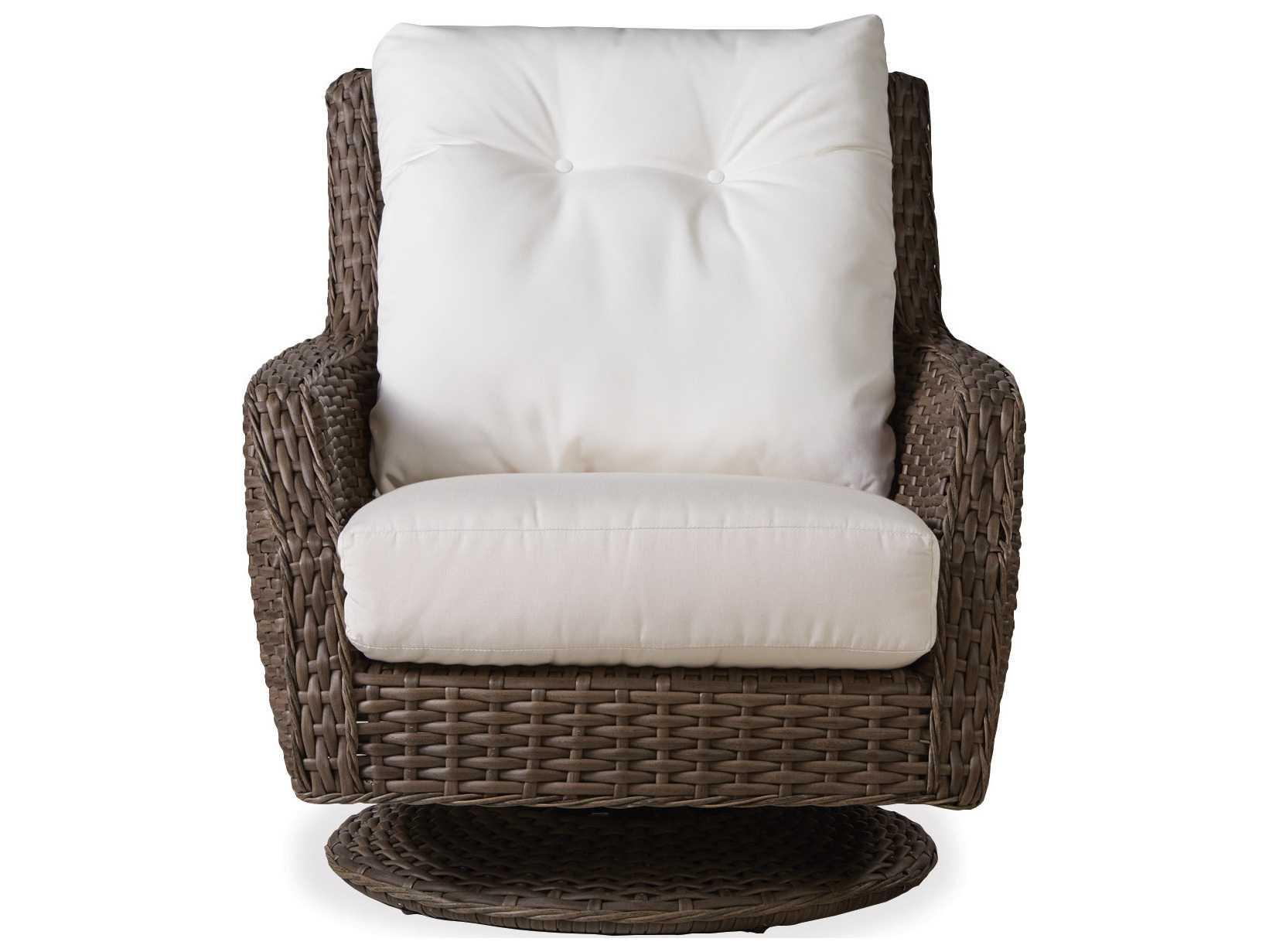 48 high back outdoor chair cushions hardwood floor office mat lloyd flanders largo replacement swivel rocker