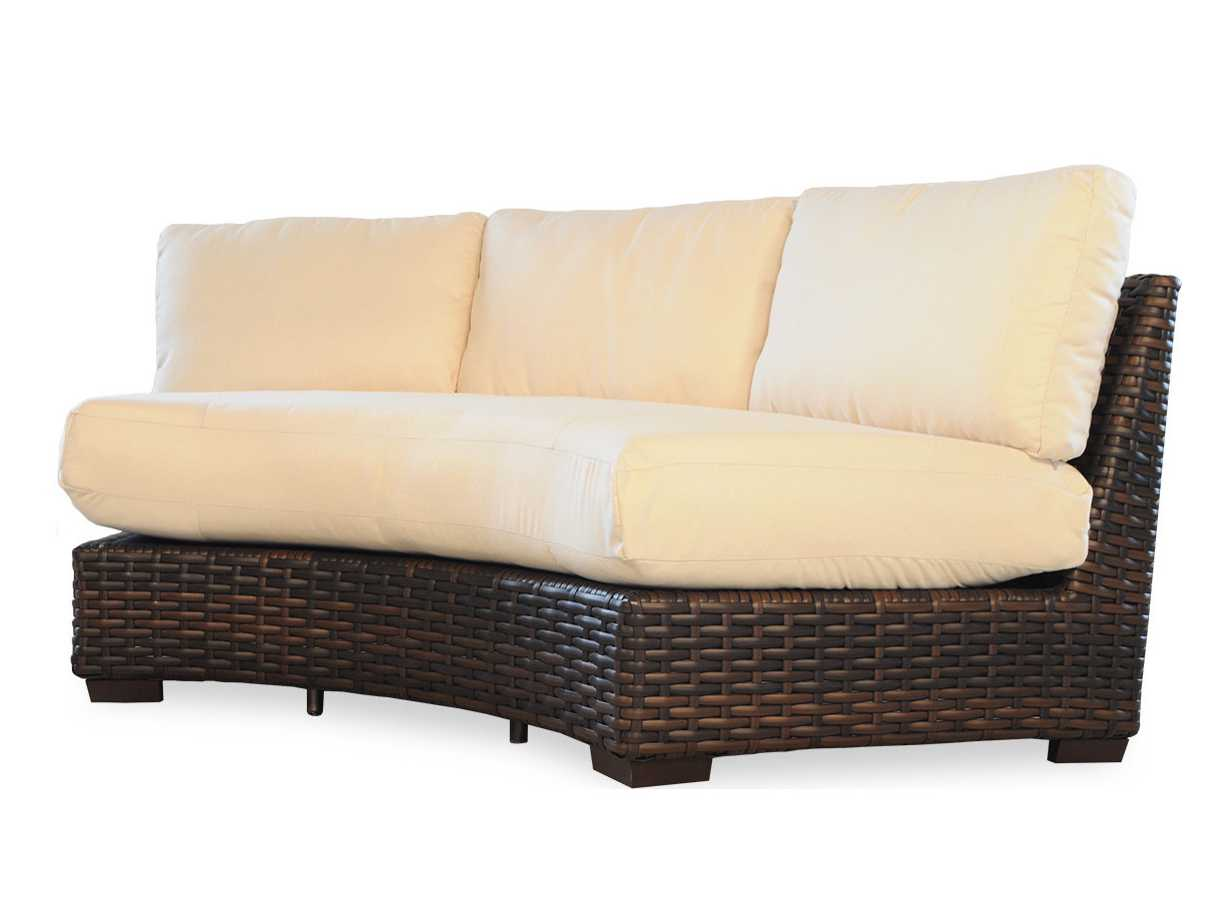 replacement cushions for sofa backs dog sofas and chairs uk lloyd flanders contempo curved sectional