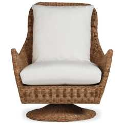 48 High Back Outdoor Chair Cushions White Club Chairs Lloyd Flanders Tobago Replacement Lounge