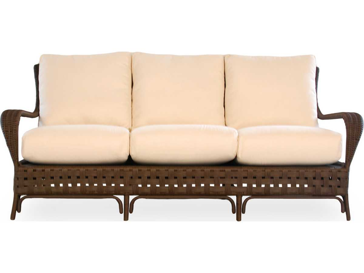 lloyd s of chatham sofa bed sofas cheap flanders haven wicker arm 43055