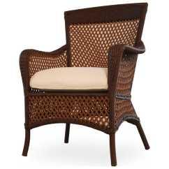 Restaurant Chair Repair Personalized Directors Lloyd Flanders Grand Traverse Dining Replacement