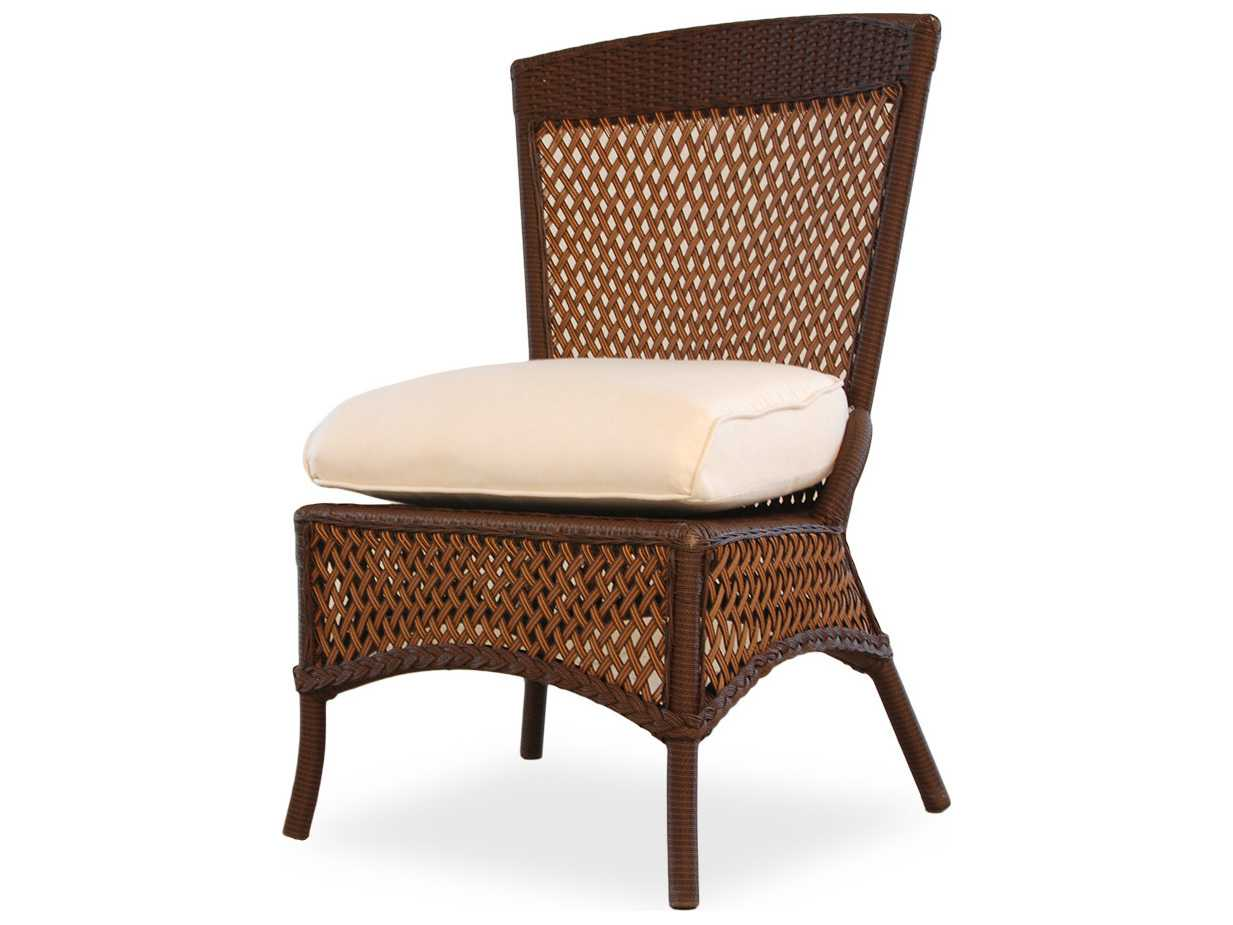 wicker chair cushion replacements honda pilot with captains chairs lloyd flanders grand traverse dining replacement