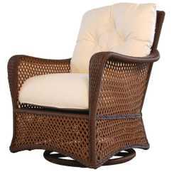 Swivel Chair Cushions Comfy Bedroom Lloyd Flanders Grand Traverse Rocker Lounge