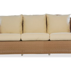 Lloyd S Of Chatham Sofa Large Lounge Chair Flanders Weekend Retreat Wicker 72055