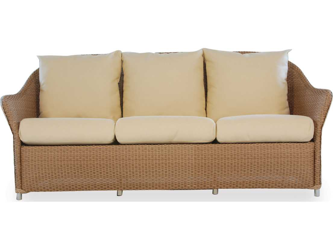 replacement cushions for sleeper sofa how to clean microfiber with alcohol lloyd flanders weekend retreat