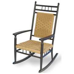 Porch Lounge Chair Beach Chairs Lloyd Flanders Low Country Aluminum Rocker