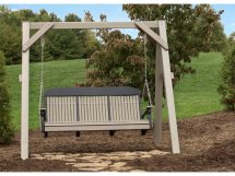 Luxcraft Recycled Plastic Swing Lux5cpsset