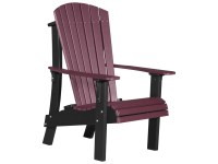 LuxCraft Recycled Plastic Royal Adirondack Chair | RAC