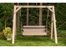 Luxcraft Recycled Plastic Swing Vaf-clayset