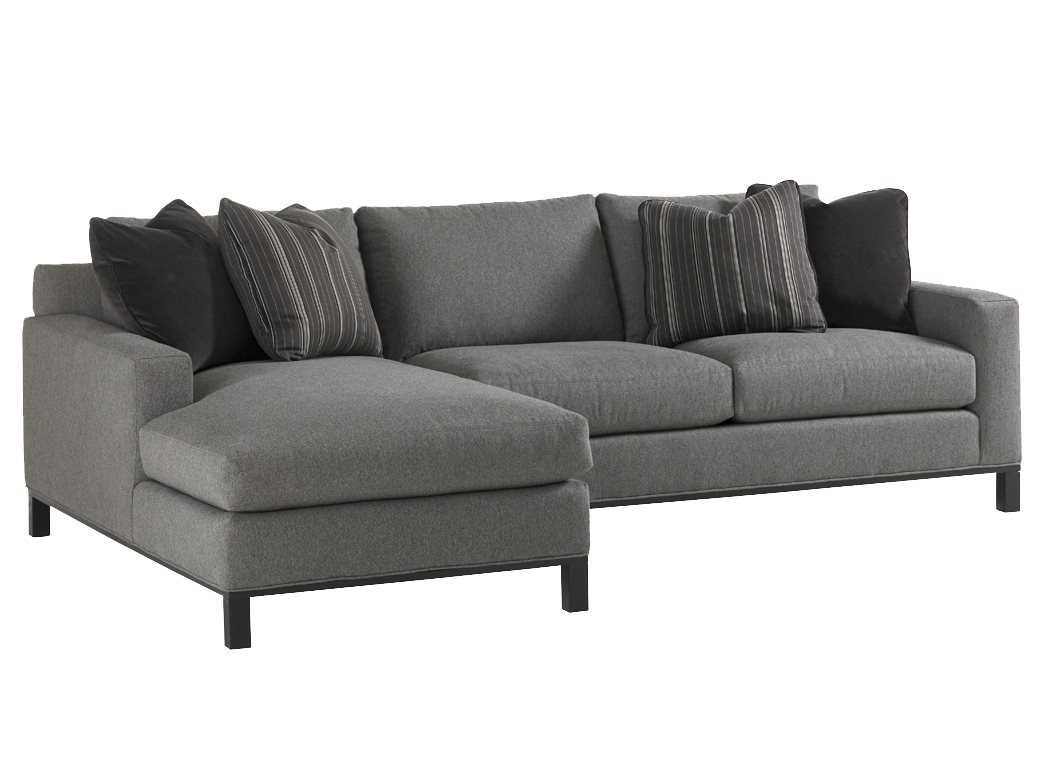 lexington sectional sofa microfiber contemporary 11 south chronicle 7910 52 set