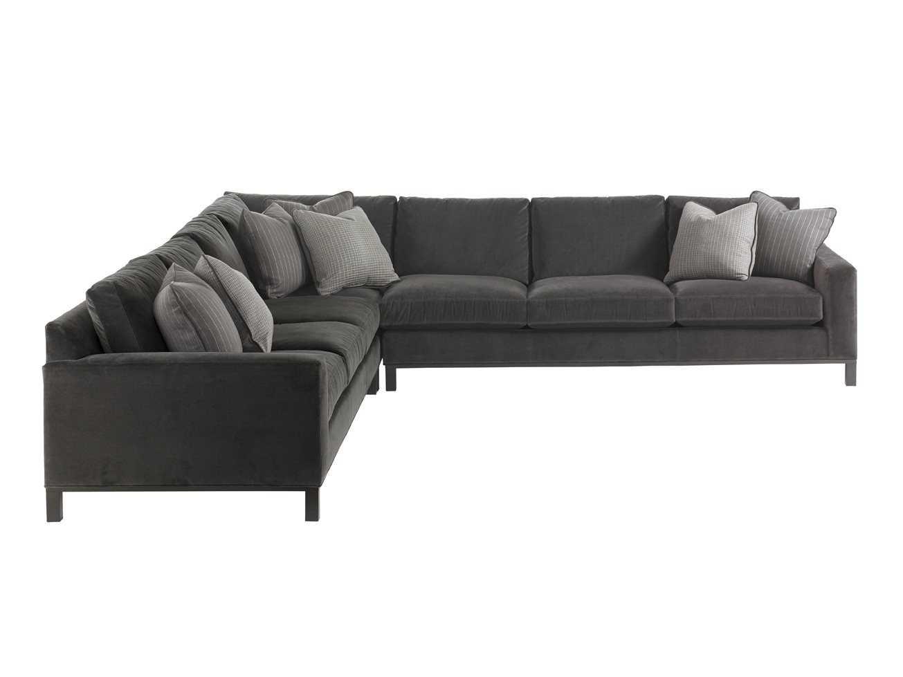lexington sectional sofa mainstay faux leather sleeper 11 south chronicle lx791053set