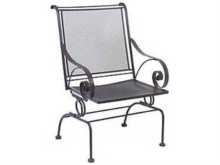 iron chair price luxury office chairs uk meadowcraft monticello wrought spring dining includes 2 md278170002