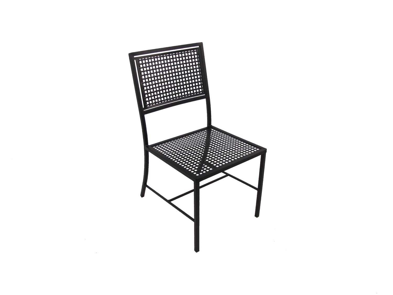 iron chair price office table set meadowcraft bistro dawson wrought side