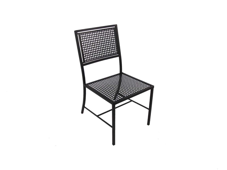 iron chair price desk red meadowcraft bistro dawson wrought side