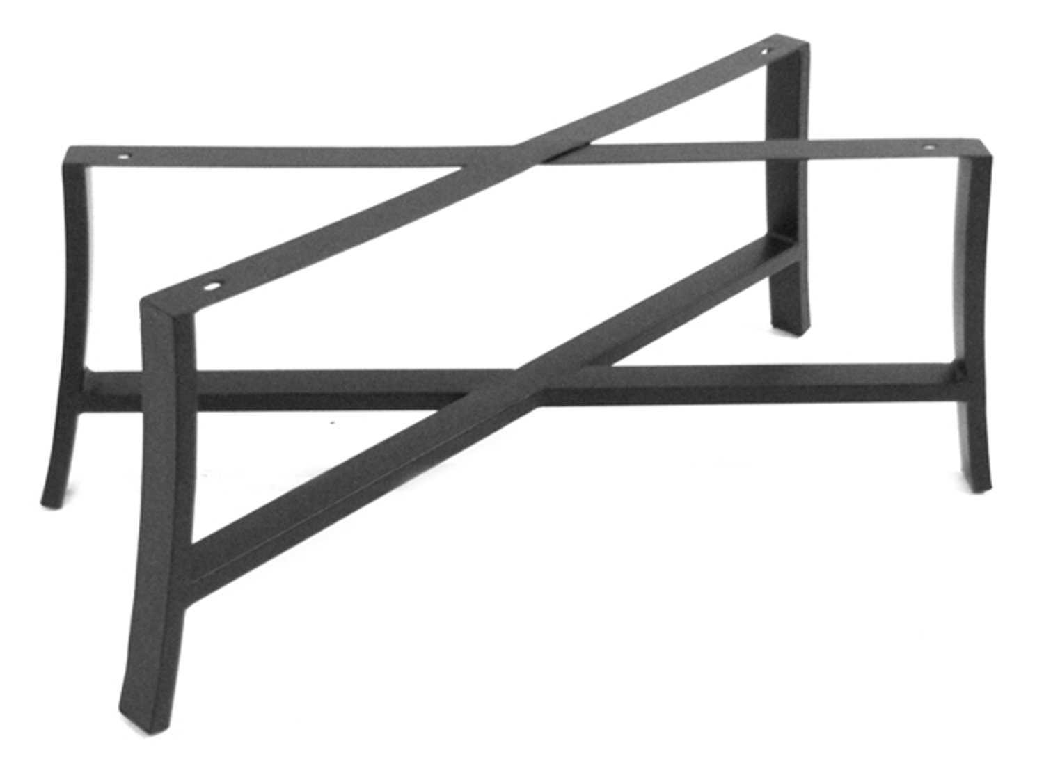 Meadowcraft Maddux Wrought Iron Coffee Table Base