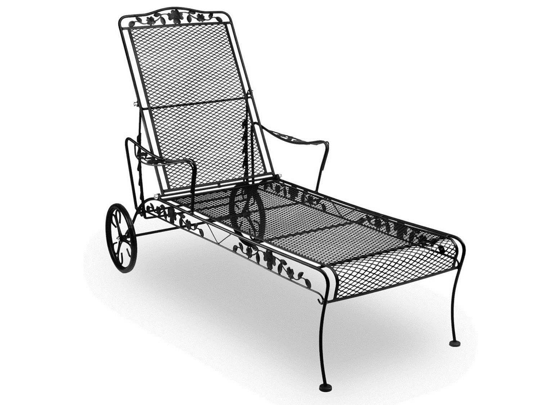 Iron Lounge Chairs