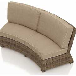 Outdoor Furniture Covers Curved Sofa Camping Grounds Near Sofala Nsw Forever Patio Cypress Heather Round Wicker