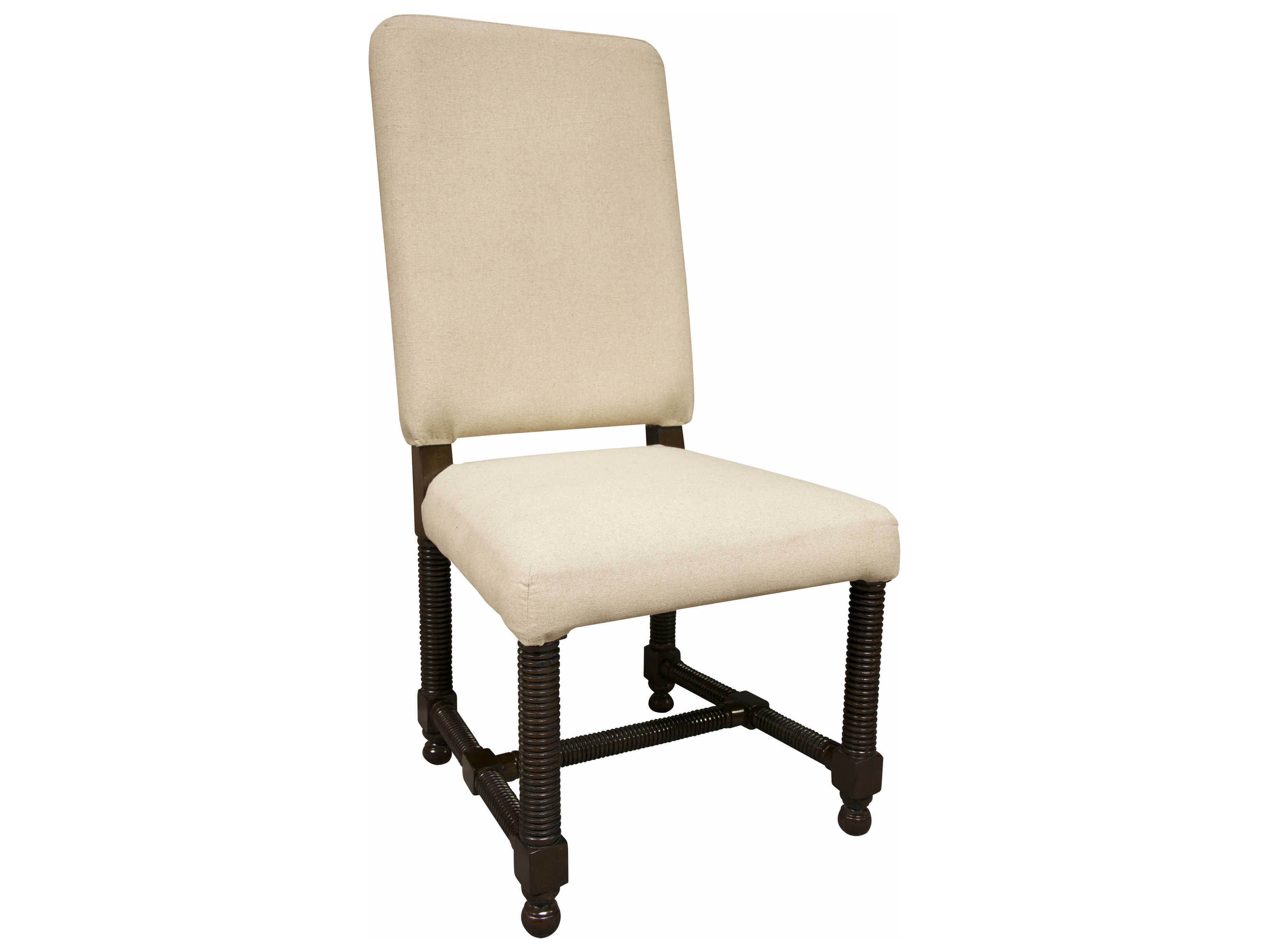 noir furniture chairs sleeper lazy boy spanish distressed brown dining side chair