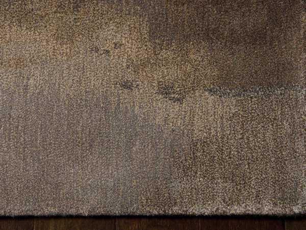 Nourison Calvin Klein Luster Wash Rectangular Slate Area