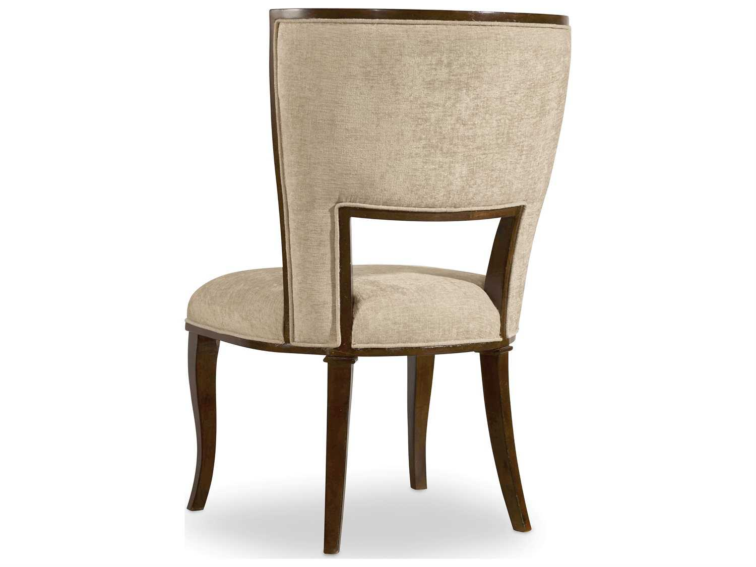cathedral chairs handicap chair lifts hooker furniture skyline dark cherry dining side