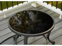Outdoor GreatRoom 21 Round Glass Top Replacement for ...