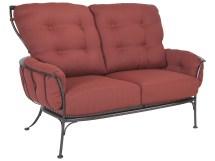 Ow Lee Monterra Wrought Iron Two Seat Sofa 427-2s