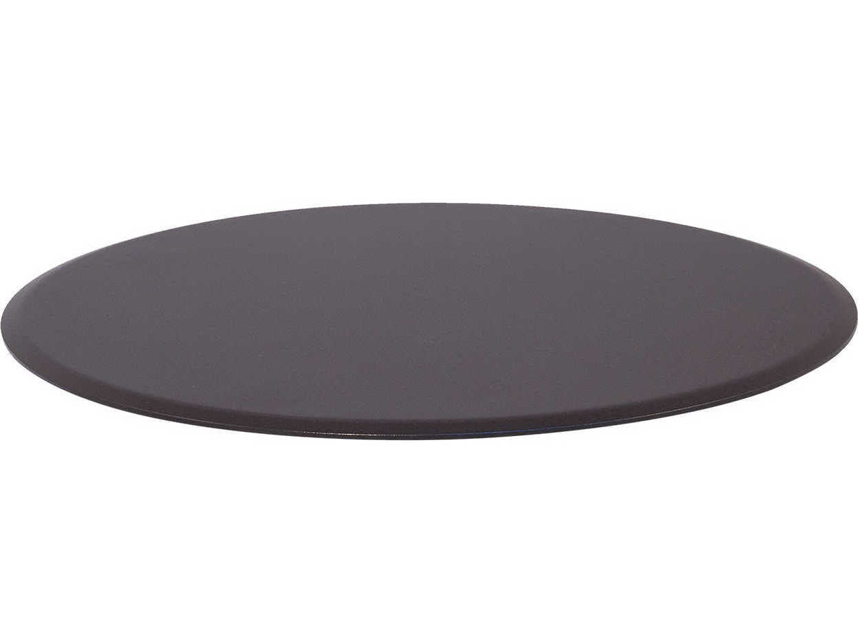 OW Lee Casual Fireside Wrought Iron Extra Small Round Fire Pit Flat Cover 51 84S
