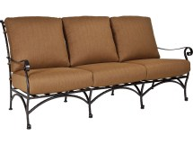 Ow Lee San Cristobal Wrought Iron Three Seat Sofa 695-3s