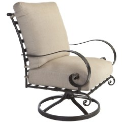 Iron Rocking Chair 2 Person Recliner Chairs Ow Lee Quick Ship Classico Wrought Swivel Rocker