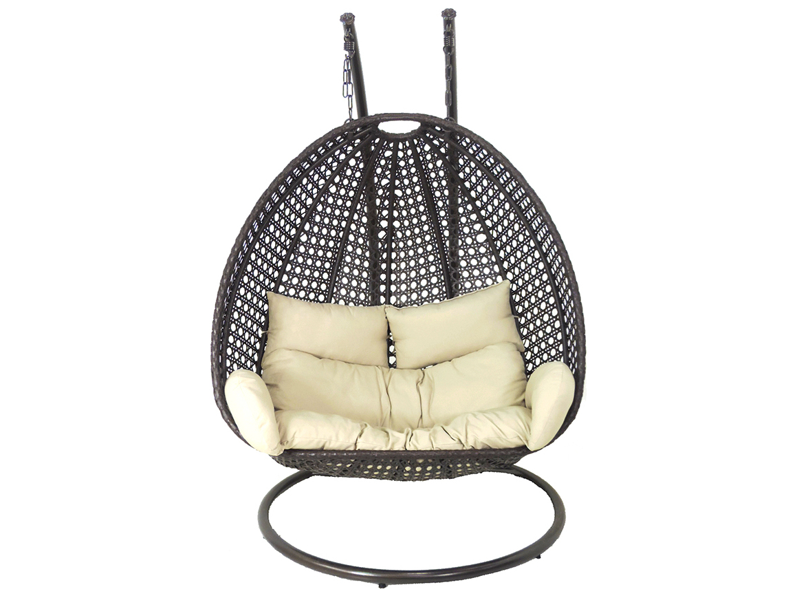 Bird Nest Chair Patio Heaven Exotic Twin Bird S Nest