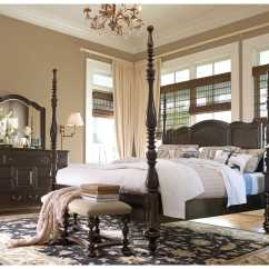 Paula Deen Table And Chairs Metal Chair Cushions Home Tobacco Savannah Queen Poster Bed | Pdh932250b