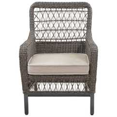 Paula Deen Dogwood Dining Chairs Best Ergonomic In India Outdoor Aluminum Stacking Arm
