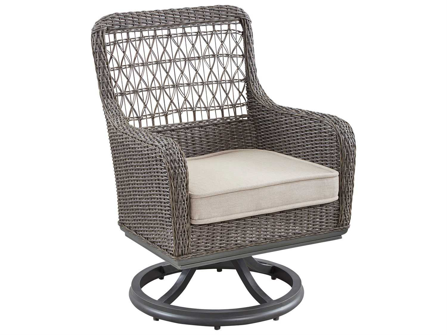 paula deen dogwood dining chairs table with and bench outdoor wicker swivel chair