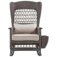 Paula Deen Dogwood Dining Chairs Amazon Uk Recliner Chair Covers Outdoor Wicker Rocker With Lumbar