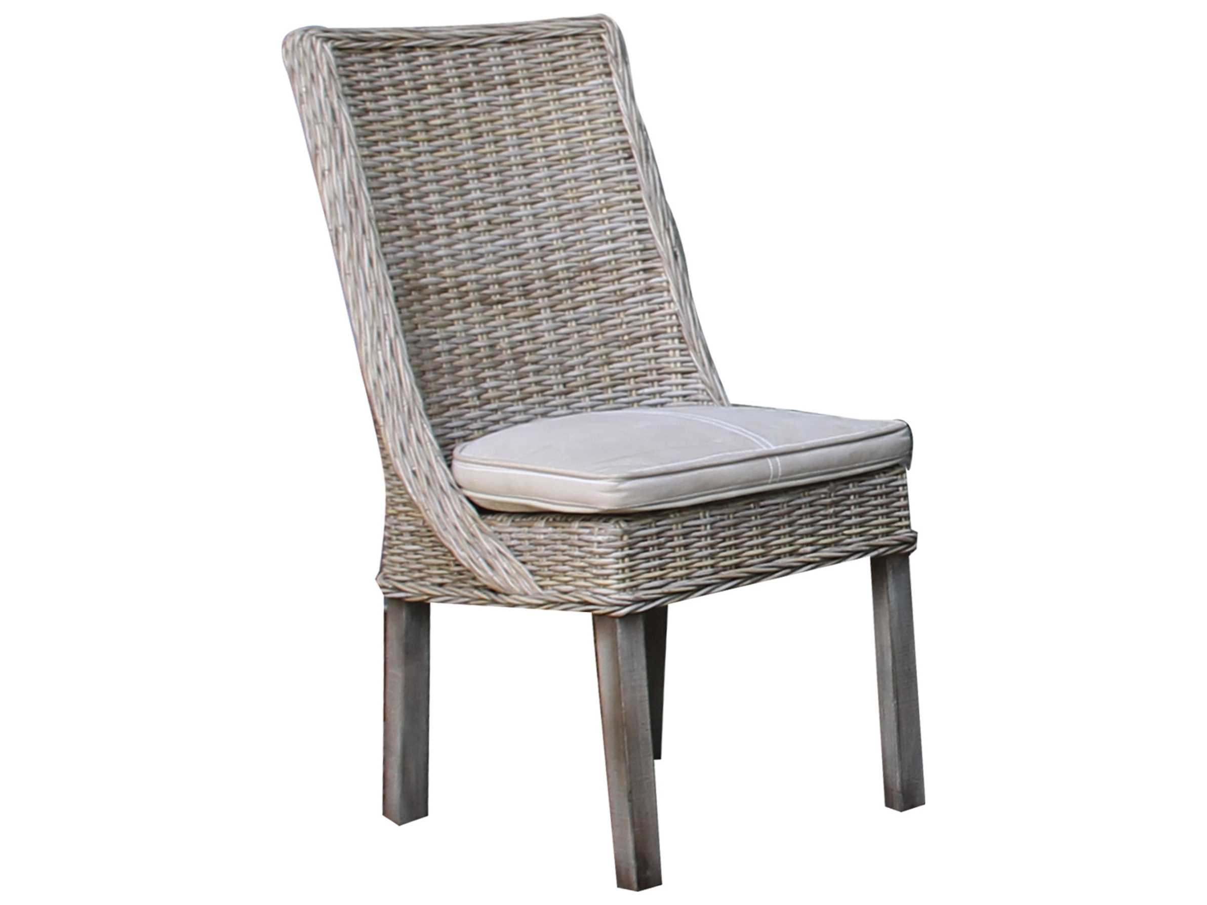 Wicker Side Chair Panama Jack Exuma Wicker Dining Side Chair Pjs 3001 Kbu Sc