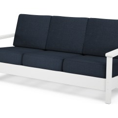 How To Recycle My Sofa Sectional Sofas Under 2000 Polywood Harbour Recycled Plastic Deep Seating Pw4013