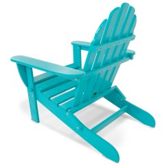 Adirondack Chairs Plastic Attach Chair To Stool Polywood Classic Recycled Ad5030