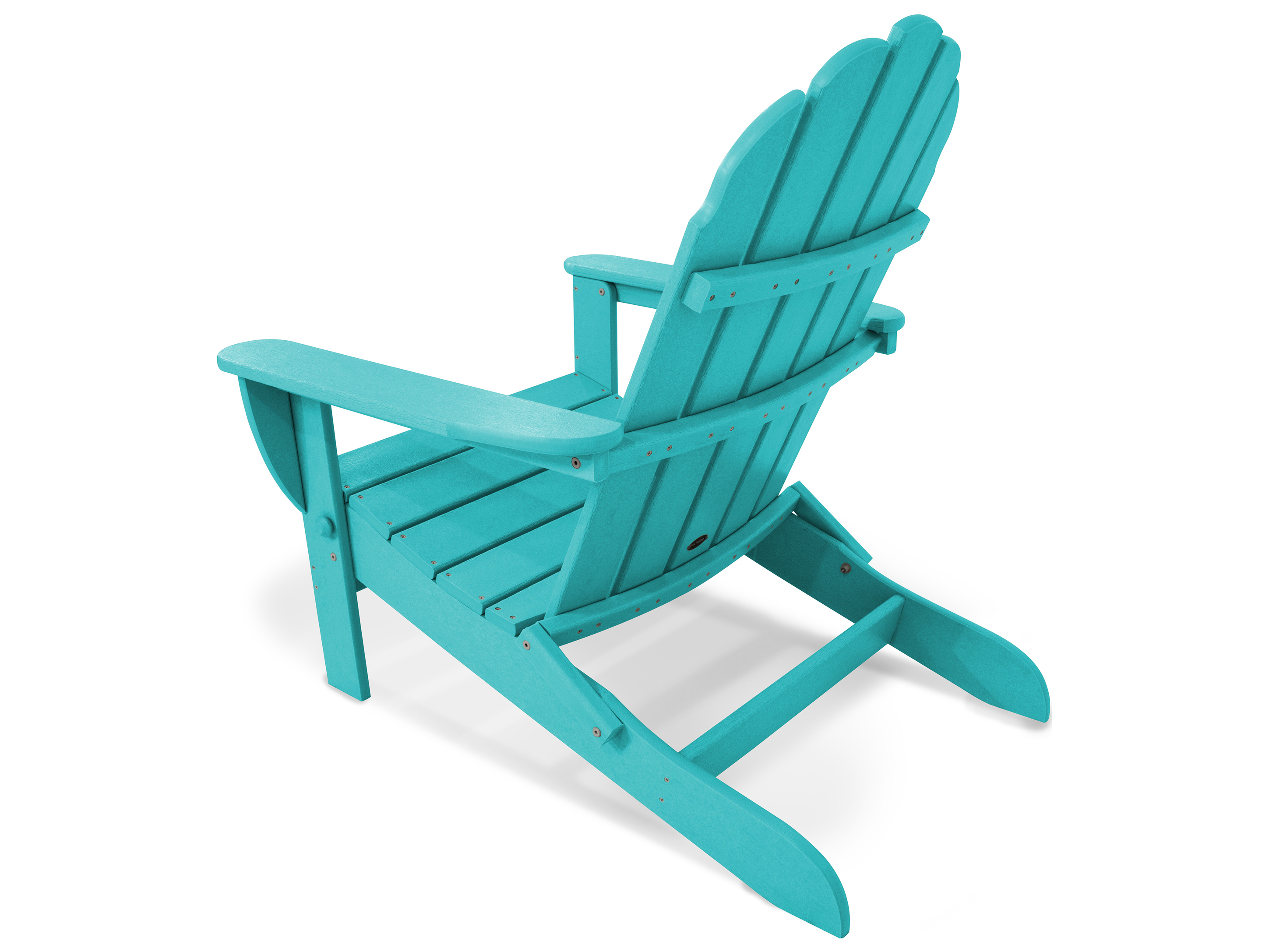 polywood adirondack chairs walmart rocking classic recycled plastic chair pwad7030