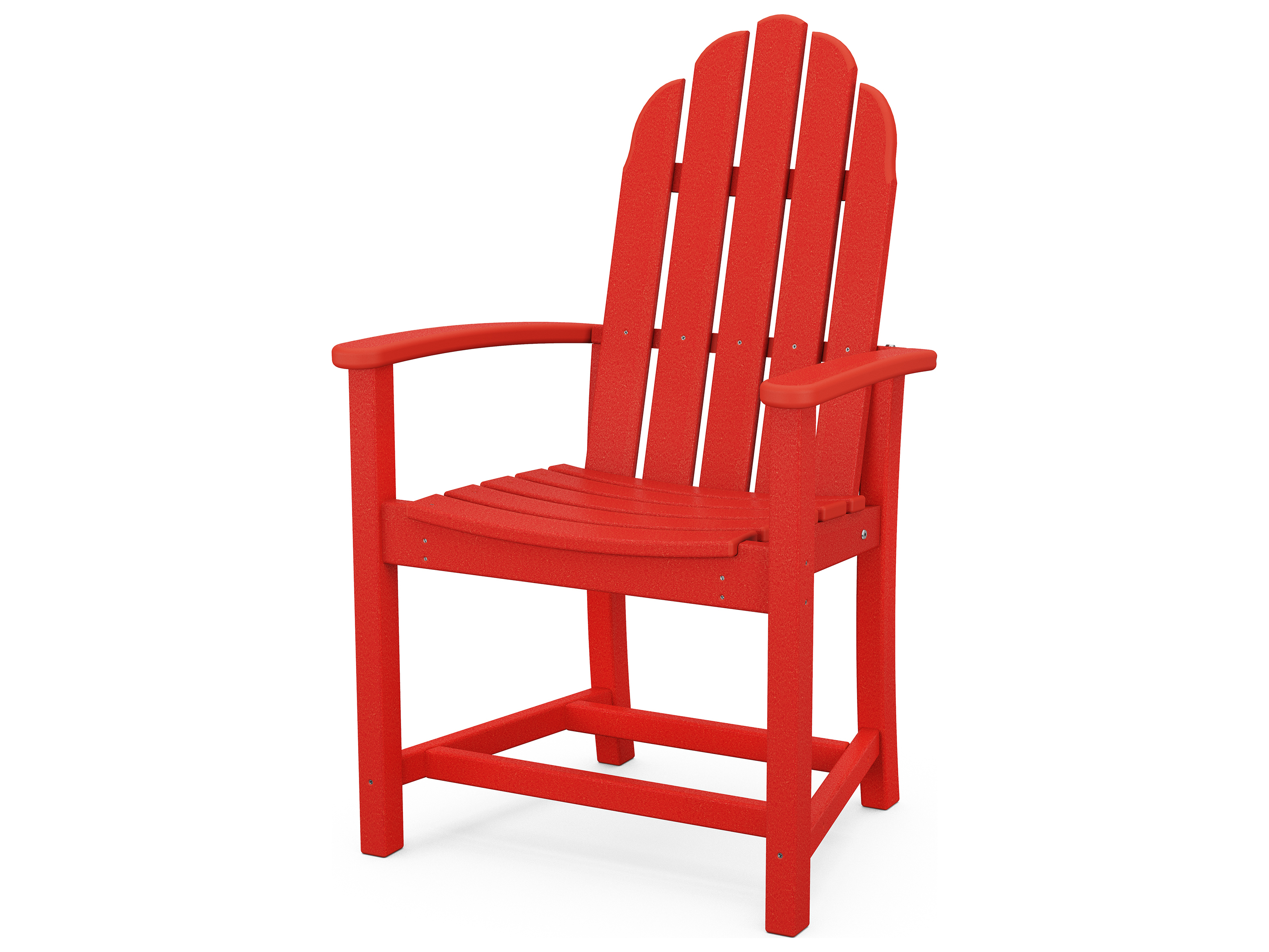 polywood classic adirondack chair bedroom cad block recycled plastic dining