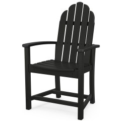 Polywood Big Daddy Adirondack Chair Comfortable Study Classic Recycled Plastic Dining