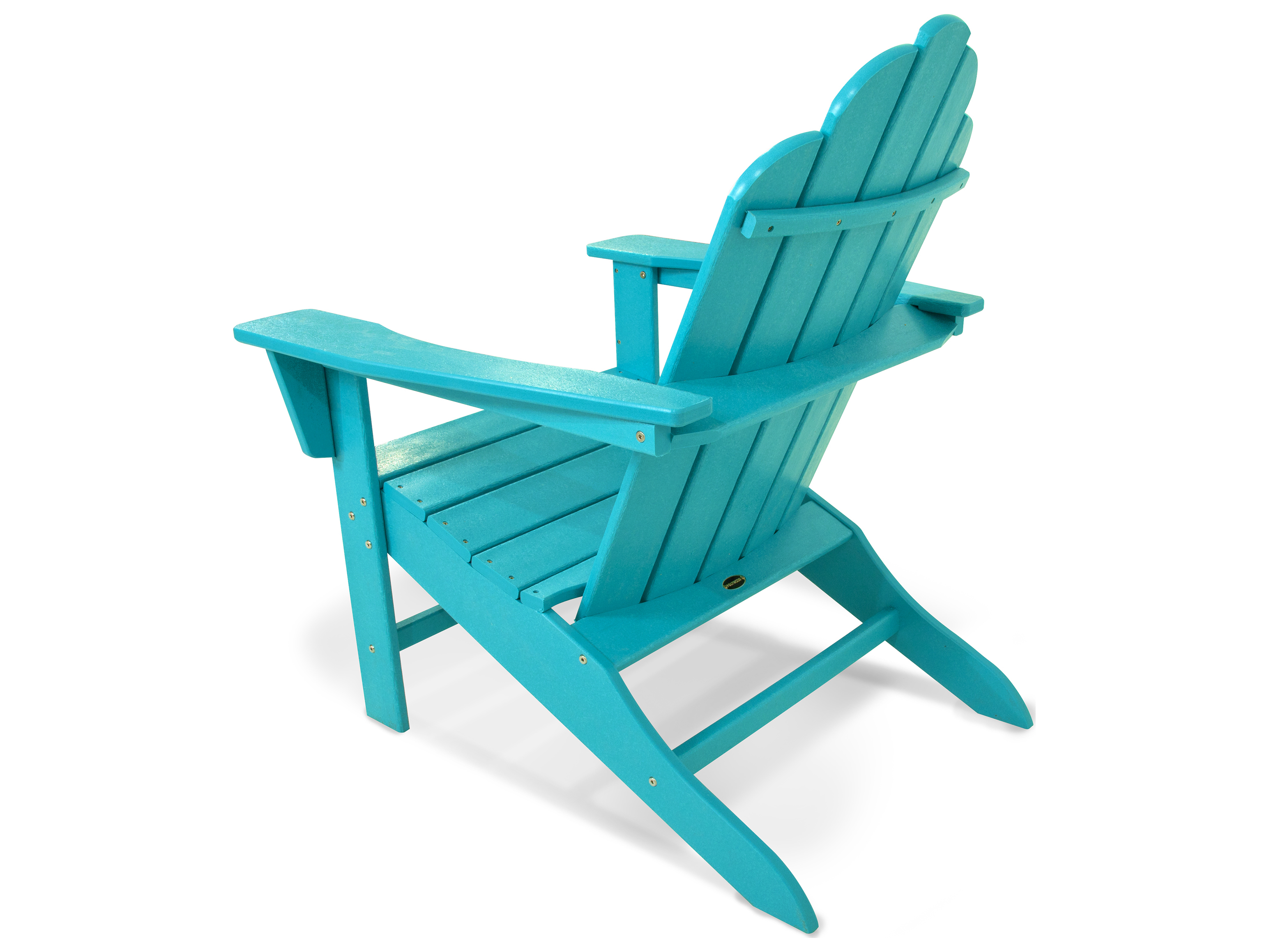 Recycled Adirondack Chairs Polywood Long Island Recycled Plastic Adirondack Chair